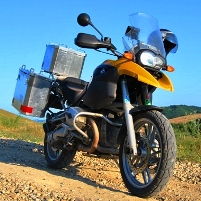 Rent a motorcycle in Eastern Europe