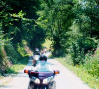 Transylvania, Europe - motorcycles tours